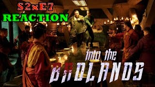 Download Video INTO THE BADLANDS SEASON 2 EPISODE 7