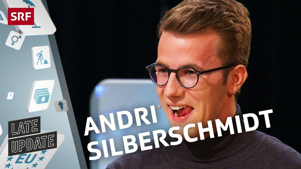 Andri Silberschmidt Junge Fdp Präsident Late Update Mit