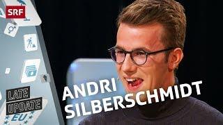 Andri Silberschmidt Junge-fdp Präsident |  Late Update Mit Michael Elsener