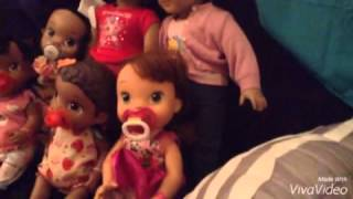 Cleaning My Closet (Nursery and AG Doll Area)