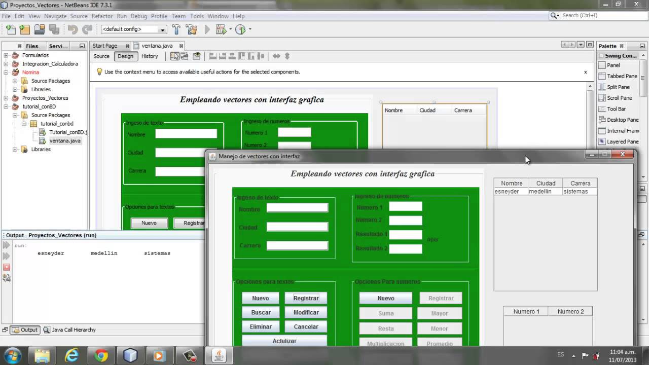 Programaci n Java Interfaces en Java. Ejemplos de Interfaces