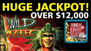 🔴$12,000 JACKPOT KONAMI HIGH LIMIT HUGE BONUS JACKPOT * HIGH LIMIT SLOTS