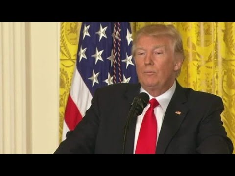 Trump: Flynn's excuse to me was not acceptable