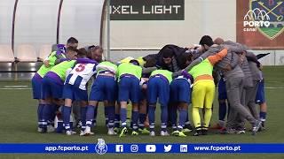 Formação: Sub-15 - Desportivo Chaves-FC Porto, 0-5 (CNJC, 2.ª fase, 2.ª jor., 02/12/18)