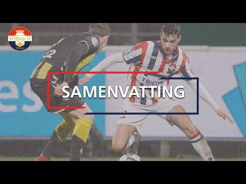Samenvatting Willem II - FC Utrecht