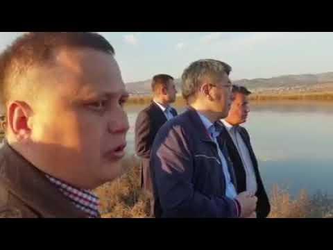Глава Бурятии в Сотниково