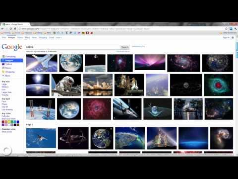 Using Google Images for Desktop Backgrounds (Wallpapers)