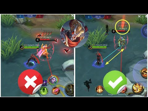 If you do this You can't lose any Star With Hayabusa | Mobile Legends