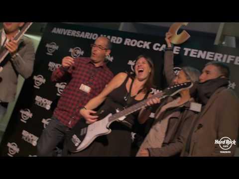 III Anniversary Hard Rock Cafe Tenerife