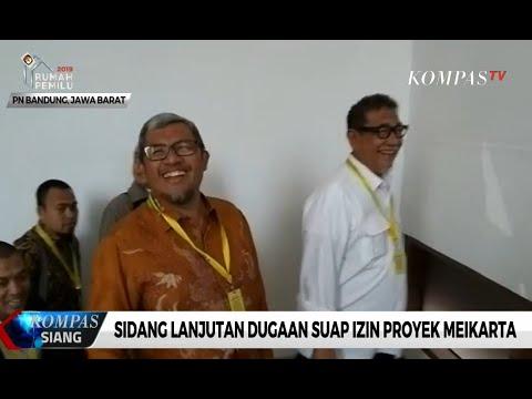 Kasus Suap Meikarta, Jaksa Hadirkan Mantan Gubernur dan Wagub Jawa Barat