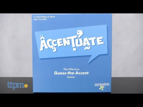 Accentuate From PlayMonster