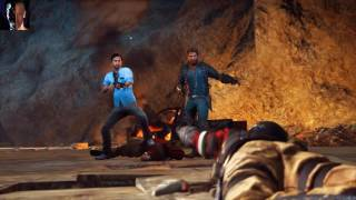 Just Cause 3 Games tutorial HD 6950 2Gb