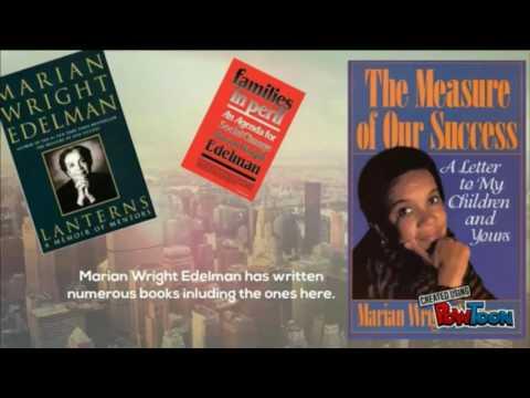 Marian Wright Edelmen