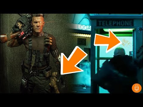 Hope Summers in Deadpool 2 Theory & Evidence