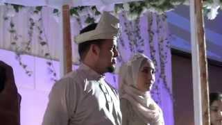 Perkahwinan Aliff Sharifah Aini & Dr. Nur Athirah Datuk Syed Azmi