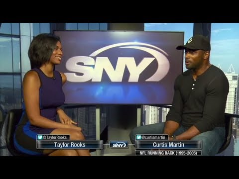 Jets legend Curtis Martin says this year