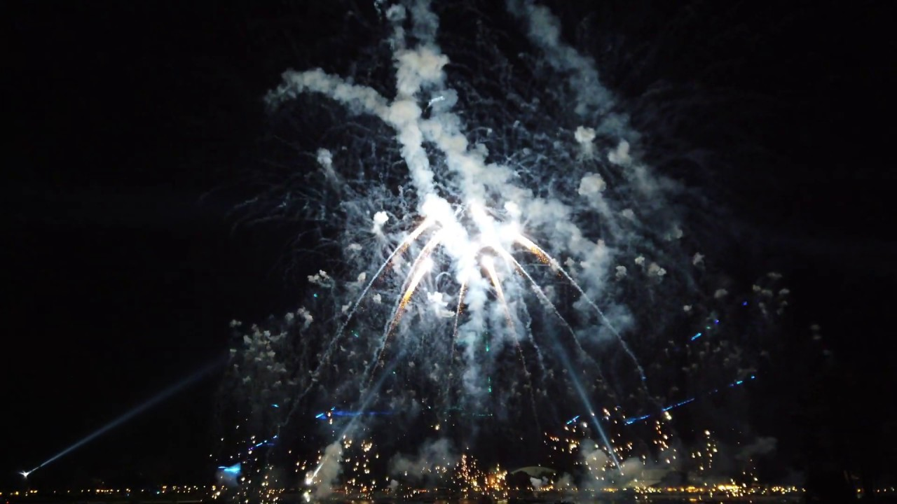 Epcot Forever - New Years Eve Show 2020 - 4K Video - YouTube