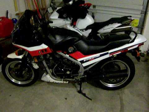 01 Why A Honda VF500 as an Electric Motorcycle Conversion Donor?