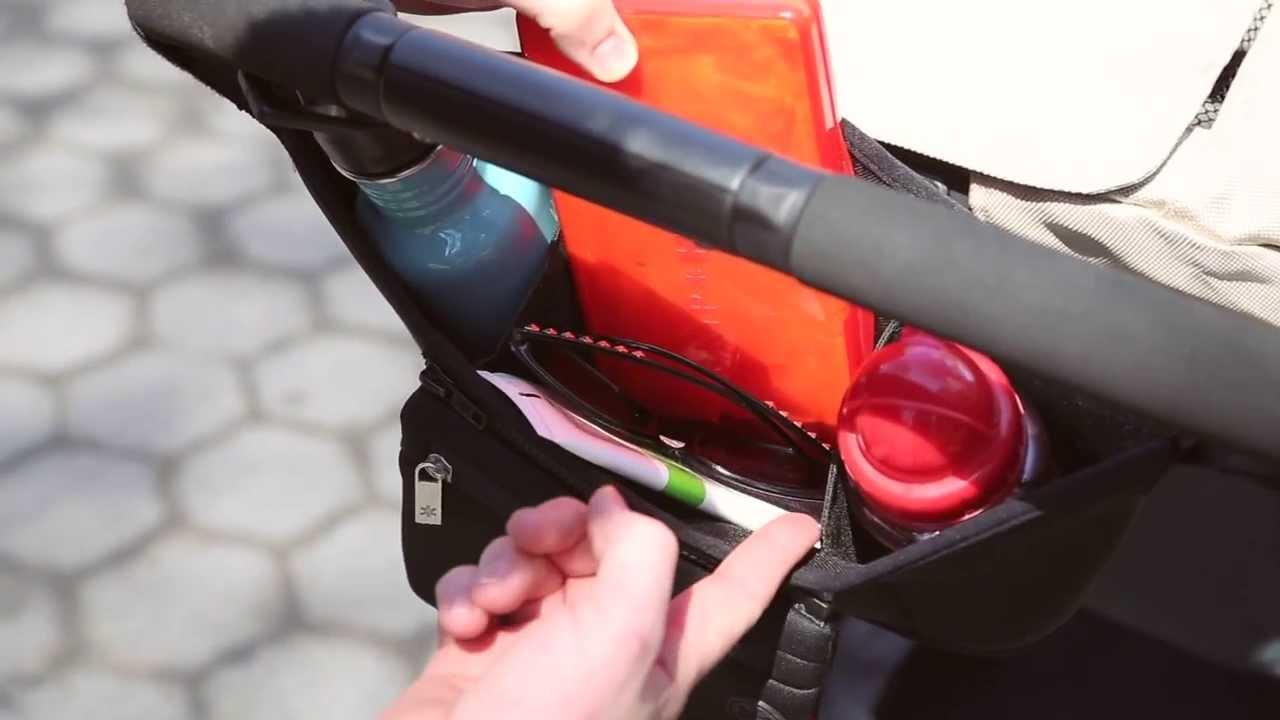 Skip Hop Grab Go Stroller Organizer Youtube