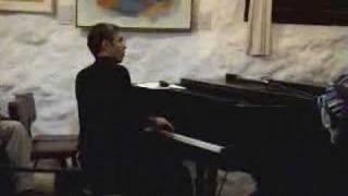 Dan Cahn Trio performing Cleopatra