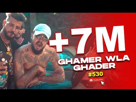 PROFIT ZA3IM - 'GHAMER WLA GHADER' #530 Clip Officiel (Prod By: Masta DN) #TAHA