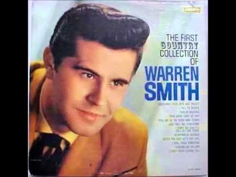 Warren Smith - Kissing My Pillow