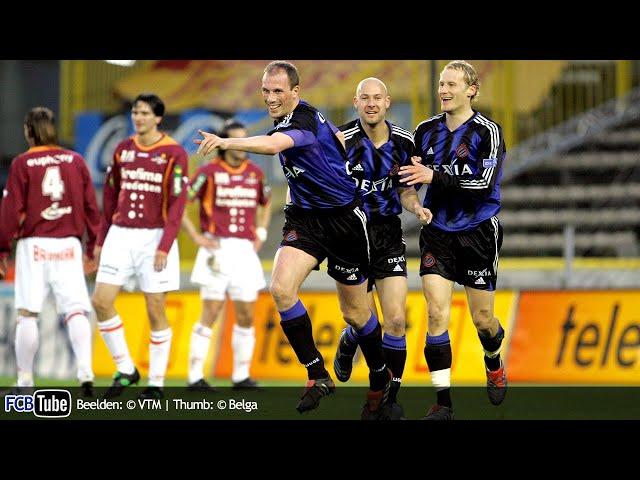 2004-2005 - Beker Van België - 05. Halve Finale - Club Brugge - Lierse SK 1-0