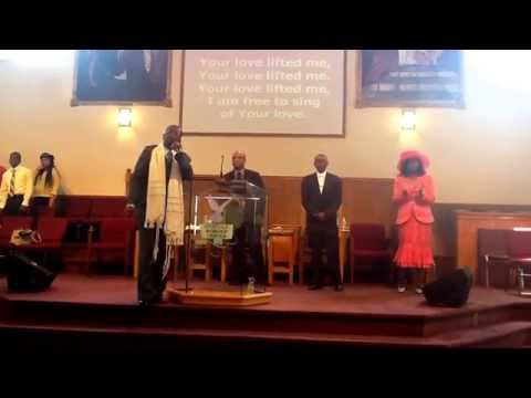 Activate Love to be Reconcile - Part 2 (Bishop Codner, preaching at Apostolic Worship Center