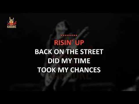 Survivor - Eye Of The Tiger (Karaoke Version)