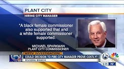 Is the firing in Riviera Beach keeping former city manager from getting employment?