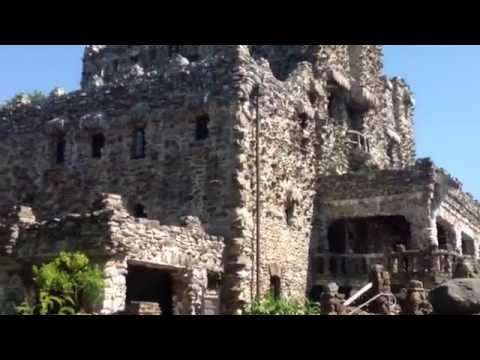Slover Family Vacation Gillette's Castle
