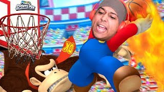 ITS BEEN 3 YEARS! WE DUNKIN ON DONKEY BIH AHH!! [MARIO SPORTS MIX]