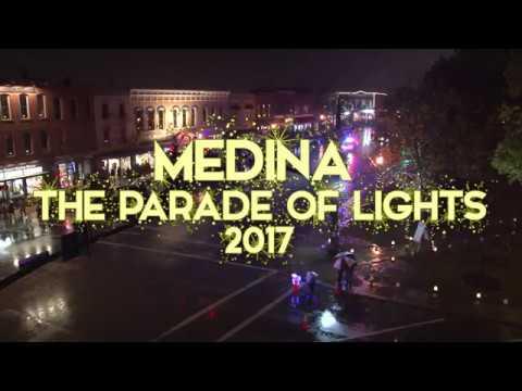 Medina Parade of Lights