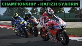 MotoGP 2018 MOD | #13 | MISANO | 13/18 | Hafizh Syahrin | Championship | Gameplay