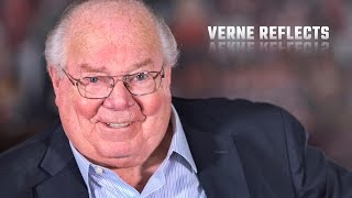 Verne Lundquist reflects before his final Alabama (and SEC) game