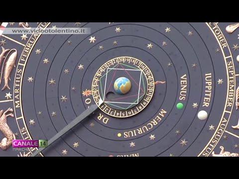 orologio planetario