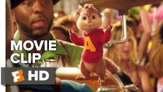 Alvin and the Chipmunks: The Road Chip Movie CLIP - Uptown Munk (2015) - Animated Movie HD