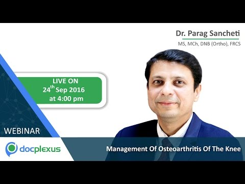 Interactive Webinar with Dr. Parag Sancheti