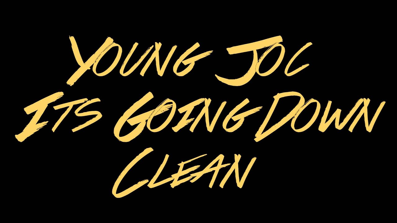 Young Joc Its Going Down Remix