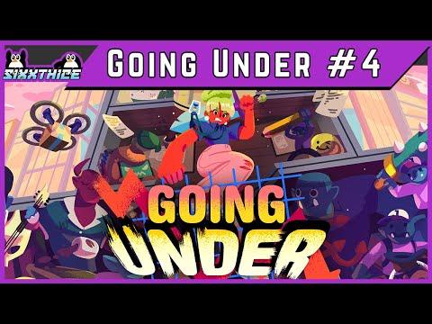 Going Under - Episode 4 - Smacked Around  