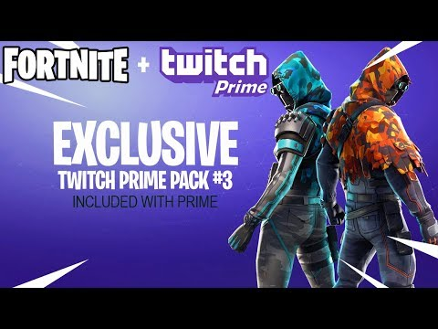 Are These The Next Fortnite Twitch Prime Pack 3 Skins?