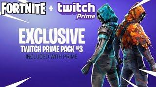 S'agit-il du prochain Fortnite Twitch Prime Pack 3 Skins ?