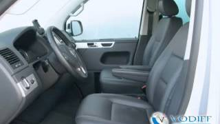 VODIFF AUTOMOBILES ALSACE - VOLKSWAGEN MULTIVAN 2.0 TDI 180 CV DSG 7 PLACES MODELE 2011.mov