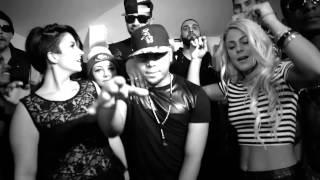 A-Ron Ft Conyac - Gata Boom Remix  (Official Video)