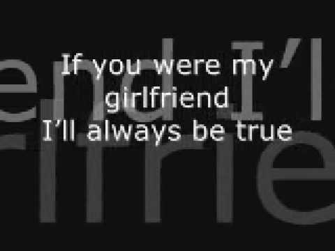 Frankie J If You Were My Girlfriend With Lyrics Youtube