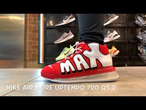 Does the Nike Air More Uptempo 720 QS 2