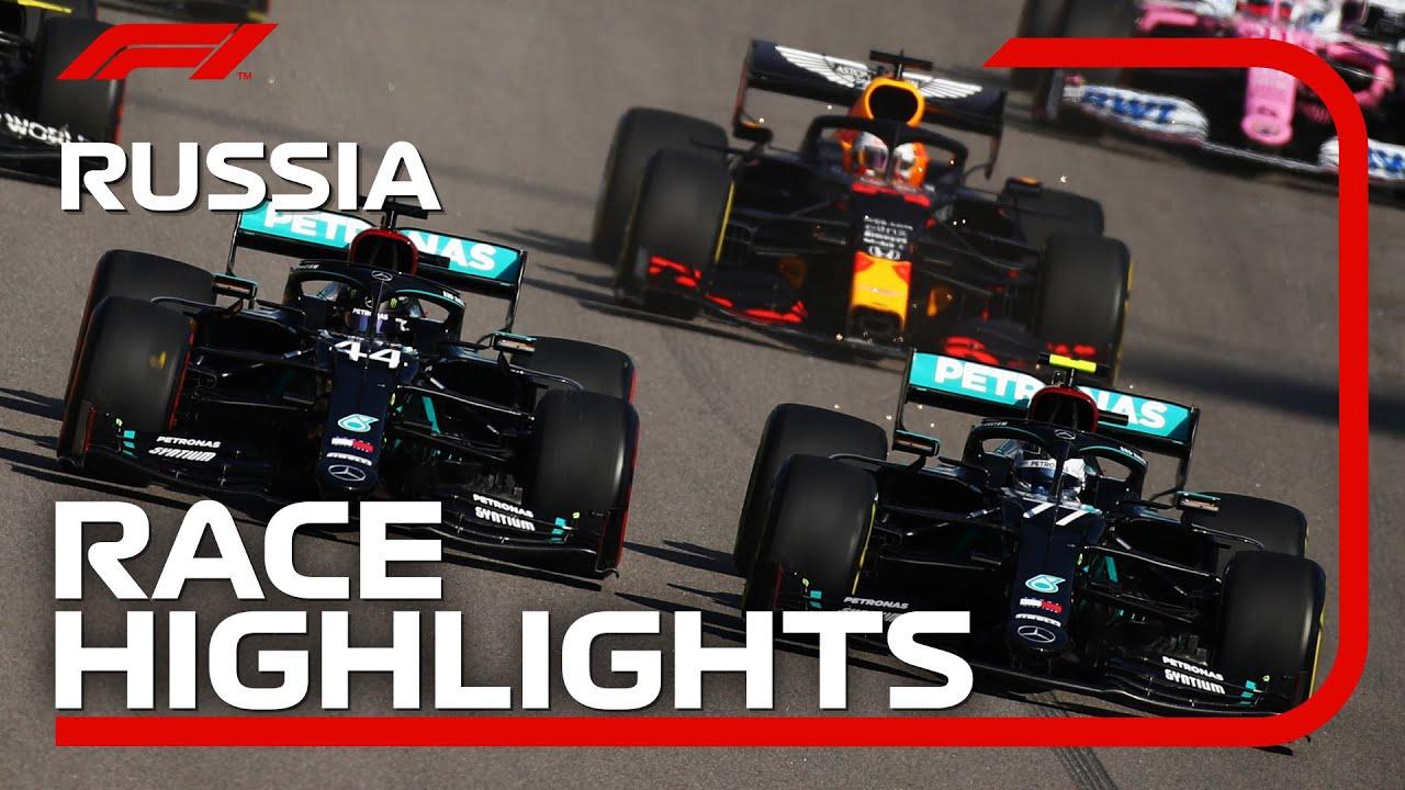 Download 2020 Russian Grand Prix: Race Highlights