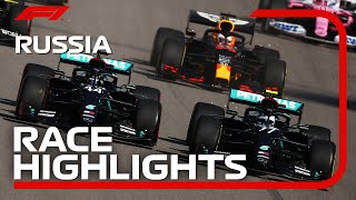 2020 Russian Grand Prix: Race Highlights