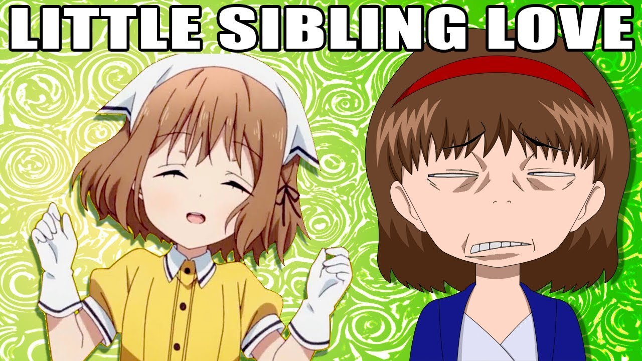 Do You Love Your Little Sibling Imouto Anime Editorial Youtube
