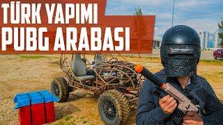 Türk Yapımı | PUBG Arabası